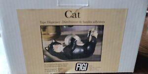 FIGI CAT TAPE DISPENSER IN BOX