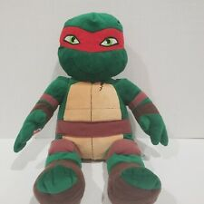 "Build A Bear Teenage Mutant Ninja Turtles Raphael Plush 18"" Stuffed Toy"