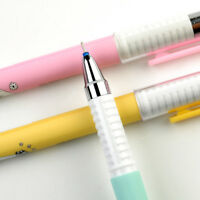 3x 0.38mm Erasable Gel Pens Blue Gel-ink Pen for Writing Office School Supplies
