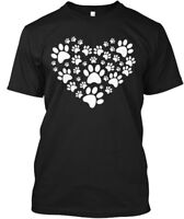 Paw Print T And Hanes Tagless Tee T-Shirt