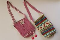 Women's Muk Luks Multicolor Winter Reversible Knit Purse