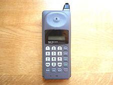 MOTOROLA TELETAC 250 AMPS WORK VINTAGE CELL BRICK MOBILE PHONE RETRO MICROTAC