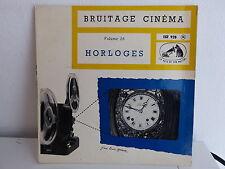 Bruitage cinéma Volume 16 Horloges EGF 928