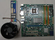 Acer Veriton MG43M Ver.:1.1 Sockel 775 Mikro ATX Motherboard MS-7607/ATX-Blende