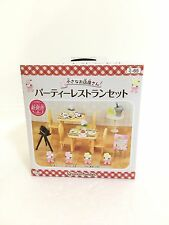 2009 Sylvanian Families JP (Calico Critters US) Party Set New In Box