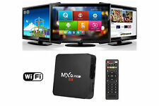 Android tv box 5G android 10.1 5G 32G 4K smart tv wifi telecomando