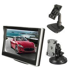"5"" TFT LCD HD Auto Monitor Einparkhilfe Auto rückfahrkamera mit spiegel monitor"