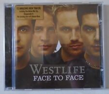 WESTLIFE ~ Face To Face ~ CD ALBUM