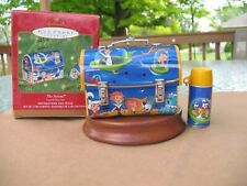 "2001 Hallmark Keepsake Ornament ""The Jetsons Lunch Box Set"""