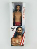 """WWE Seth Rollins 12"""" inch True Moves Action Figure brand new ship fast wwf"""