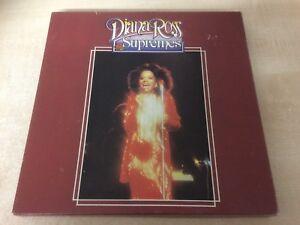 DIANA ROSS & THE SUPREMES - 6 CASSETTE BOXSET