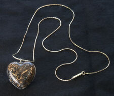 "Heart Necklace - ""Beautifully Repurposed"""