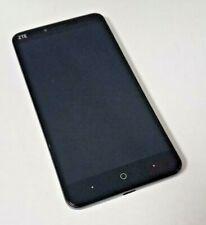 ZTE Blade X Max Cricket Wireless Android Smartphone 32GB Blue - Z983