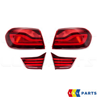 GENUINE BMW F32 F33 F36 F83 LCI LED REAR EURO TAIL LIGHTS RETROFIT BLACK LINE