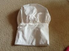 Vintage Chef Hat angelica Size 7 5/8