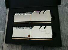 G.Skill Trident Z Royal 16GB 2x8GB 3200MHz Memory DDR4 RAM RGB