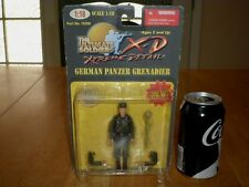 WW#2, GERMAN PANZER GRENADIER FIGURE, The Ultimate Soldier XD Toys, Scale 1:18