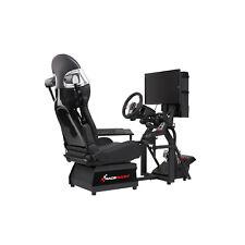 RaceRoom Renn - Simulator RR3027 + Lenkrad G920 + PC + Sound Game Seat, Rennsitz