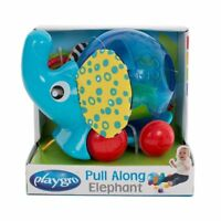 Pull Along Elephant - Toddler Toy by Playgro (0184476)