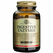 Solgar Enzymes Vitamins & Minerals