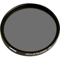 Tiffen 49mm Circular Polarizer Filter **AUTHORIZED USA DEALER**
