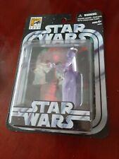 Star Wars Holographic Princess Leia San Diego Comic Con 2005 Rare