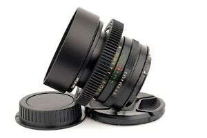 HELIOS 44 2/58mm Cine mod lens Canon EF mount *ANAMORPHIC BOKEH&FLARE* 44-2