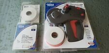 Avery Dennison Monarch 1131 One Line Price Tag Label Gun 2 extra 2500 label roll