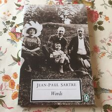 Words (Twentieth Century Classics) by Jean-Paul Sartre Paperback Book UK Freepos