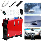 12V Air Diesel Night Heater 5KW LCD Monitor Remote For Lorry MotorHomes Car SUV