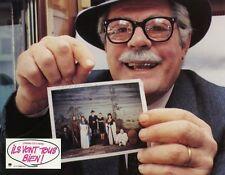 MARCELLO MASTROIANNI  STANNO TUTTI BENE 1990 VINTAGE LOBBY CARD #7