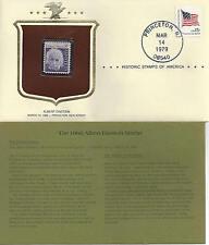 Historic Stamps of America ALBERT EINSTEIN Commemorative Stamp