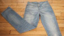 LEVIS 580 Jeans  Femme W 28 - L 32 Taille Fr 38 Neuf Straight leg  (Réf #A158)