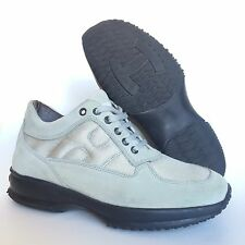 Tod's Hogan Interactive Womens Athletic Shoes Size 10 Eur 42 Designer Trainers