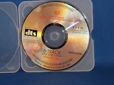 6-track DTS CD-ROM DiscTheatrical Release of Elf