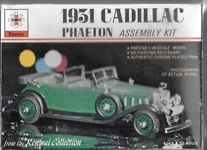 Misb Renwal 1931 Cadillac Phaeton En 1/48 153