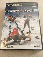 Biathlon 2008 (Sony PlayStation 2, 2008) PS2 NEW