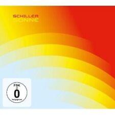 SCHILLER - SONNE (DELUXE EDITION)  CD + DVD NEU +++++++++++++++++