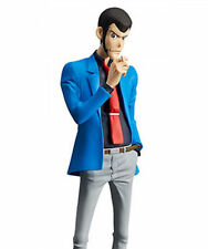 BANPRESTO MASTER STAR PIECE LUPIN THE 3RD THIRD PVC STATUE NEW ANIME MANGA