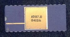 1 New AD567JD 12-bit D/A Converter NOS Ceramic Gold Analog Devices
