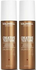 GOLDWELL STYLESIGN UNLIMITOR 150 ML X 2