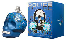 POLICE TO BE TATTOOART  EAU DE TOILETTE 40ML SPRAY  - NOVITA' PROFUMO UOMO