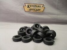 KMM-01 (2) Rubber Tires for 1/48 or 1/50 scale - Super Single, Steer, Tag, Float