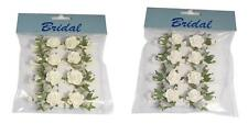 Bridal Assorted Colour Rose Spray Clips Table Favours and Wedding Decor Supply