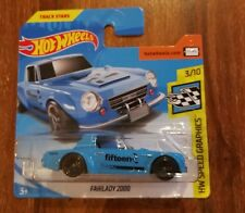 Hot Wheels 2018 Fairlady 2000 #55 of 365 Short Card