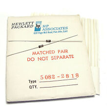 Schottky-Dioden-Paar Hewlett Packard Associates 5082-2818 für HP-Meßtechnik, NOS