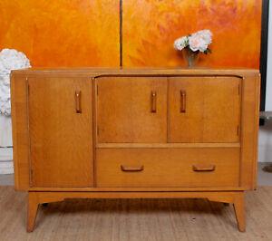 Vintage G Plan Oak Sideboard Brandon E Gomme 50s 60s MCM Retro