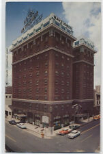 New Hotel Mayflower~Jacksonville,Fl orida Postcard