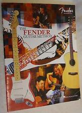 Hal.Leonard: The Fender  Guitar Method ( 2002,  Paperback , Illustrated