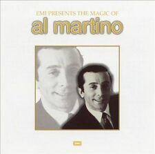 New: Martino, Al: Magic of Import Audio CD